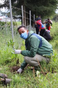 Hamlin Fistula Ethiopia Tree Planting